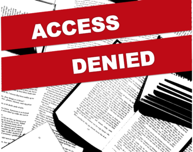 ACCESS DENIED: The New Face of the Textbook Monopoly