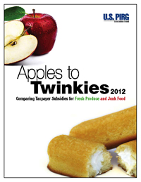 Apples To Twinkies 2012