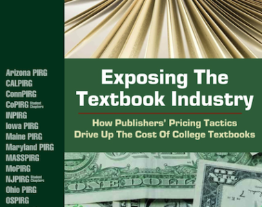 Exposing the Textbook Industry